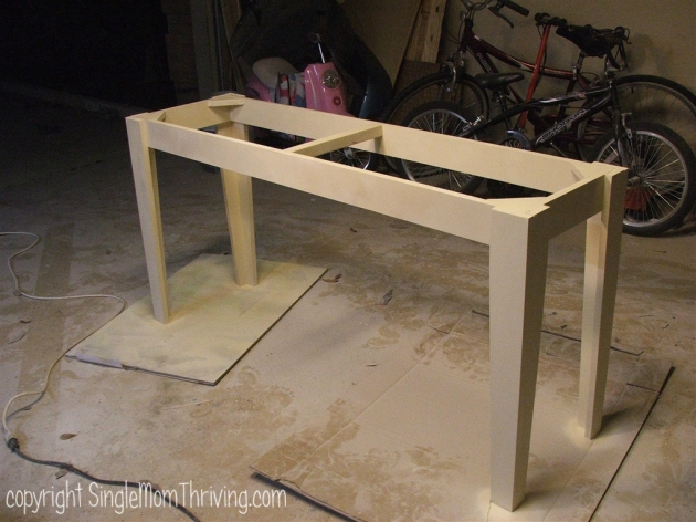 Build narrow farm table diy pdf complete router table Narrow farmhouse table plans